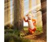 Disney Winnie l'Ourson, peluche Tigrou, 61cm