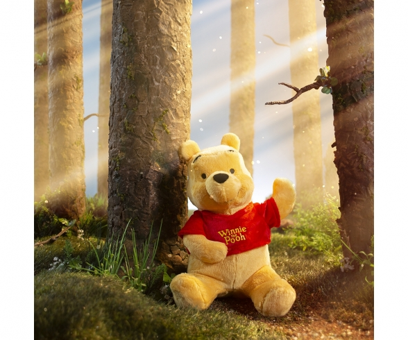 Disney WTP Basic, Winnie Pooh, 35cm