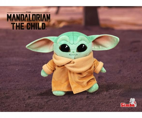 Disney Mandalorian, The Child, 25cm
