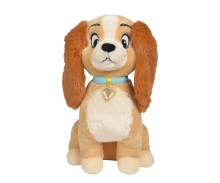 Disney Classic Plush Lady, 45cm