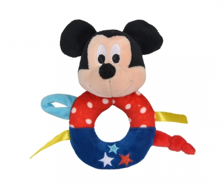 Disney Mickey Ring Rattle, Color
