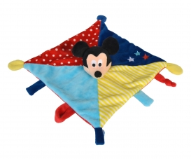 Disney Mickey 3D Doudou, Color
