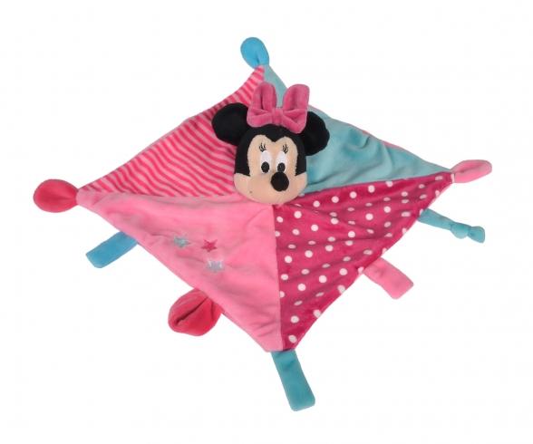 Disney Minnie 3D Schmusetuch, Color