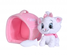 Disney Marie and Carry Case, 20cm