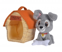 Disney - Tramp and Kennel (20cm)