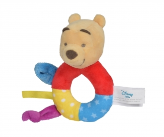 Disney WTP Ring Rattle, Color