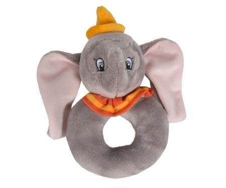 Disney Dumbo Ring Rattle, 18cm