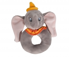 Disney Dumbo Ring Rattle, 18cm