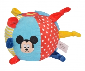 Disney Mickey Soft Ball, Color