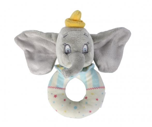 Disney -Dumbo Cute Ringrattle