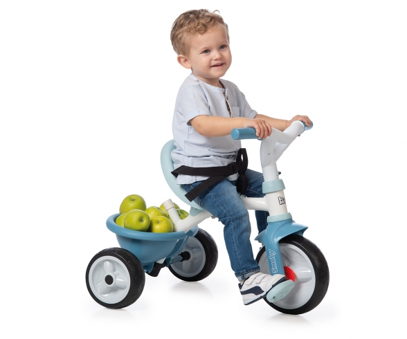 TRICYCLE BE MOVE BLEU