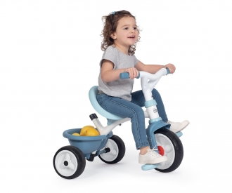 TRICYCLE BE MOVE CONFORT BLEU