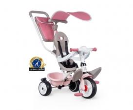 TRICYCLE BABY BALADE PLUS ROSE