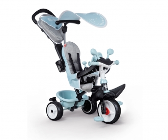 TRICYCLE BABY DRIVER PLUS BLEU