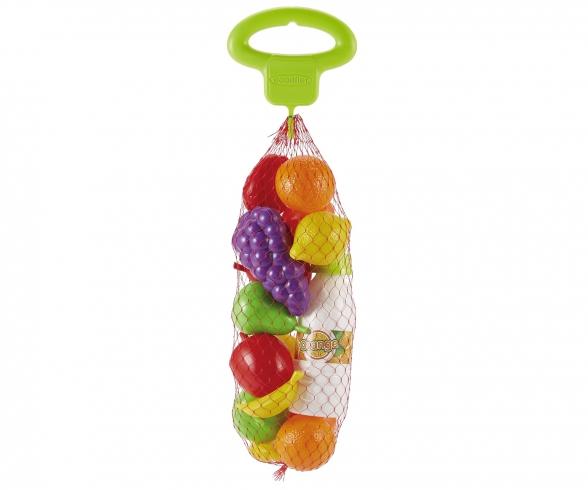 Ecoiffier Netz mit Spiel-Lebensmitteln