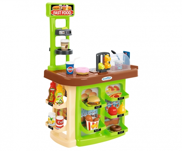 Ecoiffier Snack Stand