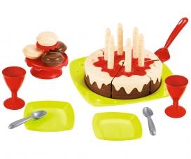 Ecoiffier Birthday Cake