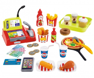 Cash Register + Snack Accessories