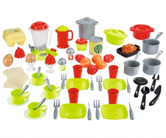 Ecoiffier Tableware case