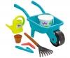Ecoiffier Garden wheelbarrow set