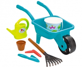 Ecoiffier Garden wheelbarrow set