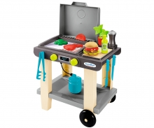 Ecoiffier Plancha Kindergrill