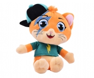 44 Cats Plush Lampo with music
