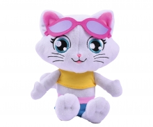 44 CATS MUSICAL PLUSH MILADY