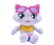 44 Cats peluche musicale Milady