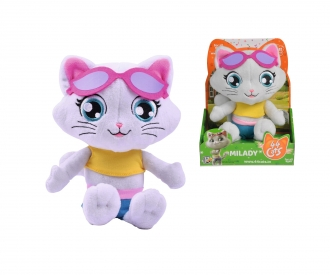 44 Cats Plush Milady with music