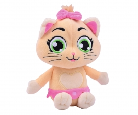 44 Cats Plush Pilou with music
