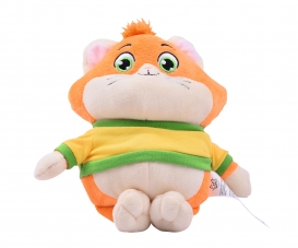 44 Cats peluche musicale Meatball