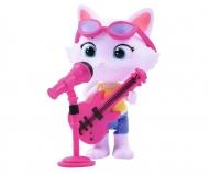 44 Cats figurine de Milady avec guitare basse