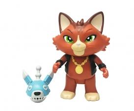 Smoby 44 Cats Spielfigur Boss mit Roboterhund