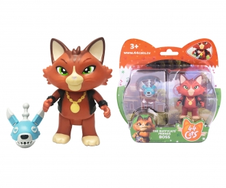 44 Cats Boss figure with dog robot