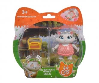 44 Cats Lola figure with radio