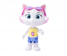 "44CATS 6"" MUSIC POWER FIG MILADY"