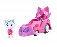 44 CATS MILADY + CAR