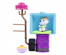 44 CATS DELUXE PLAYSET + MILADY