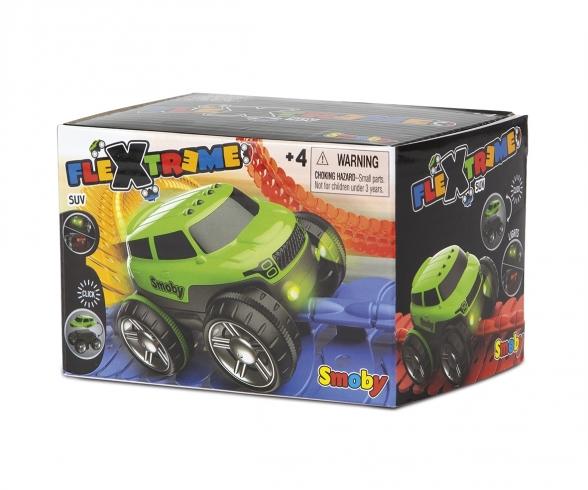 Smoby FleXtreme Fahrzeug SUV Grün