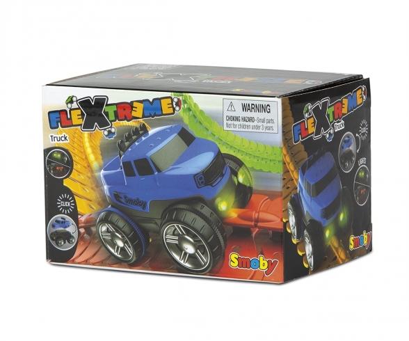 Smoby FleXtreme Fahrzeug Truck Blau