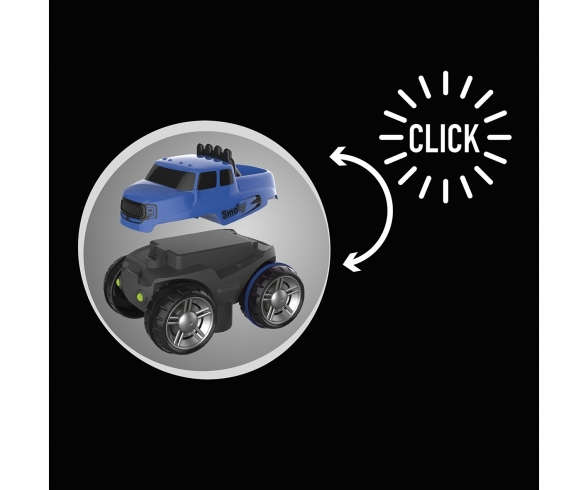 FLEXTREME CAR Truck Blue