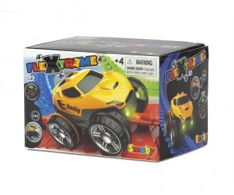 FLEXTREME YELLOW RACING CAR
