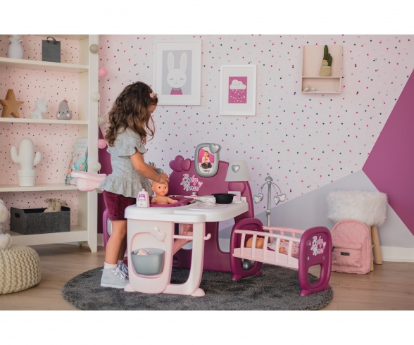 Smoby Large doll's play center