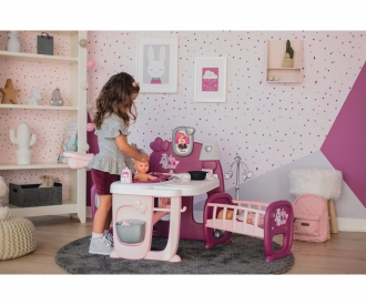 Large doll's play center