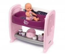 Baby Nurse Puppen-Beistellbett