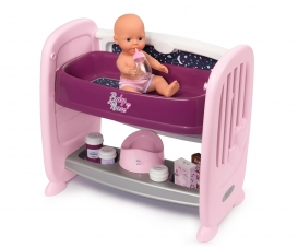 Smoby Baby Nurse Co Sleeping Bed