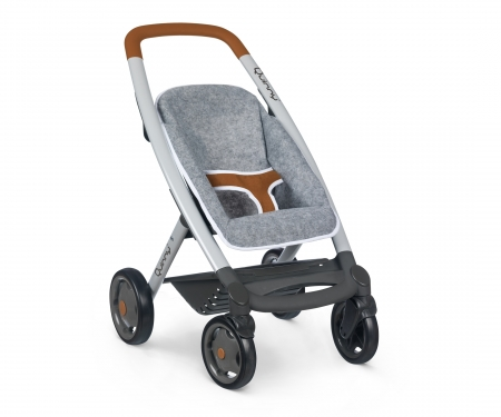 Quinny 3in1 Multifunktions-Puppenwagen Grau