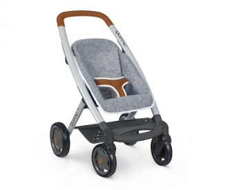 Smoby Quinny 3in1 Multifunktions-Puppenwagen Grau