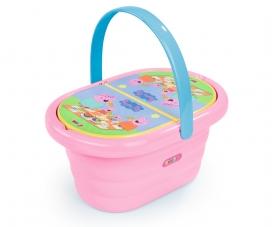 Smoby Peppa Picknick-Korb